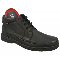 Botin con cordones de Callaghan de horma confortable y piso adaptaction